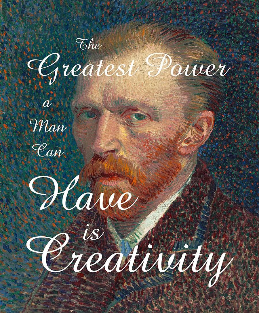 New Art Backgrounds: Make Your Own Van Gogh, Monet or Degas!