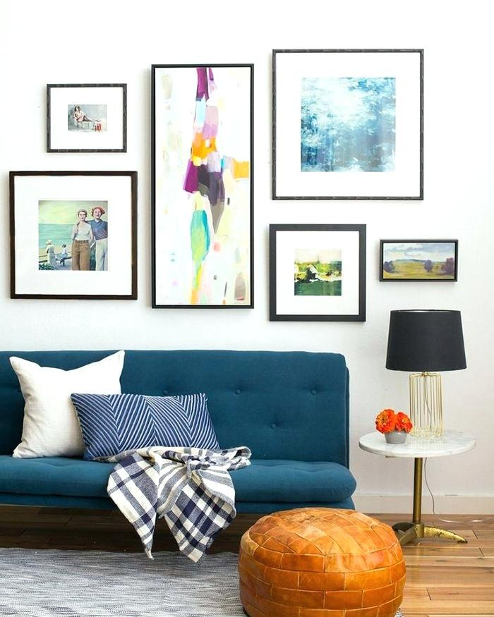 The Art of Hanging Wall Art