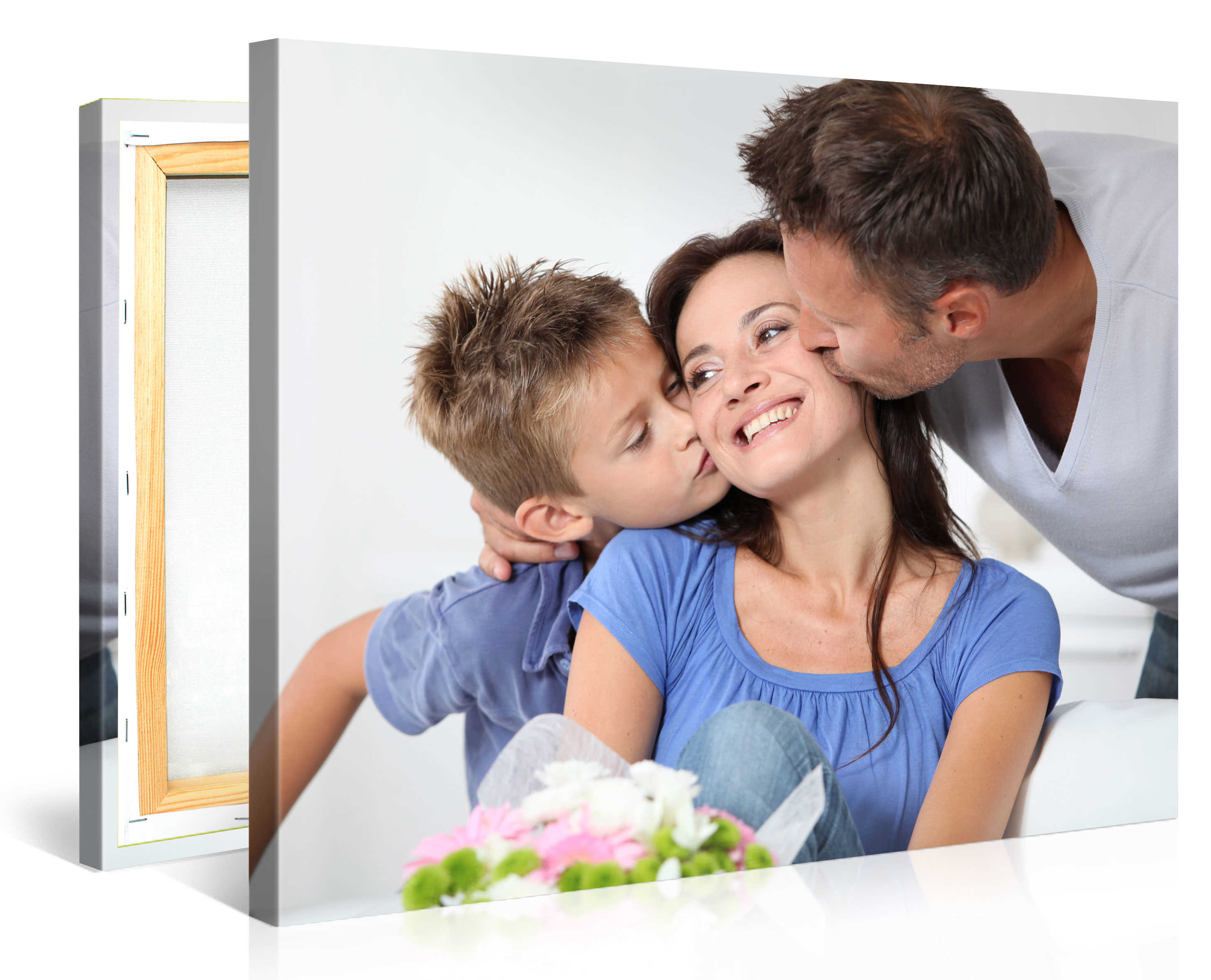 Mother's Day Canvas Prints