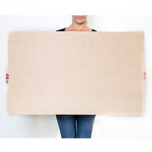 38.5 x 23.5 Custom Solid Wood Print